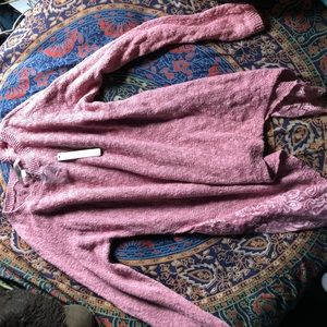BRAND NEW WITH TAGS Lauren Conrad Sweater